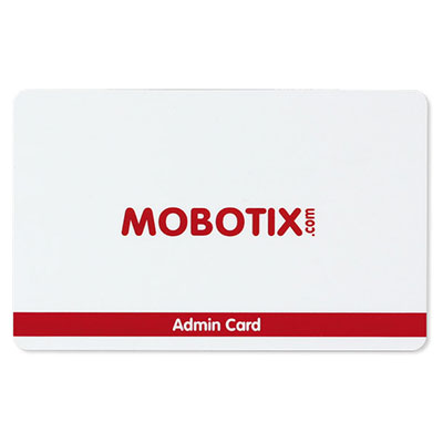 MOBOTIX MX-AdminCard1 RFID access card