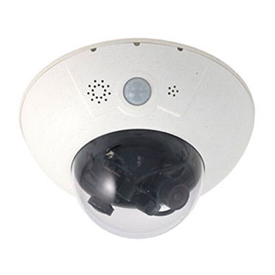 MOBOTIX MX-D15Di-Sec 6MP Fix IP Dome Camera
