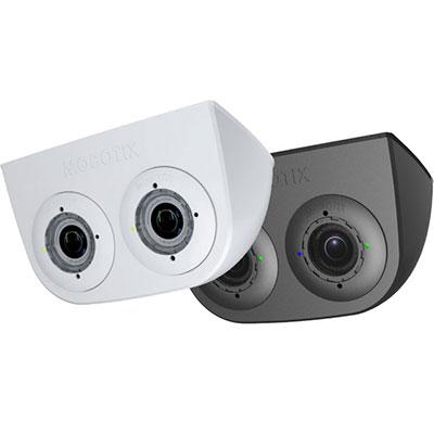 MOBOTIX MX-FLEX-OPT-SM-BL surroundmount for ceiling installation