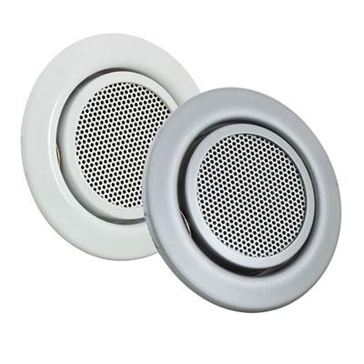 MOBOTIX MX-HALO-SP-EXT-PW SpeakerMount, white