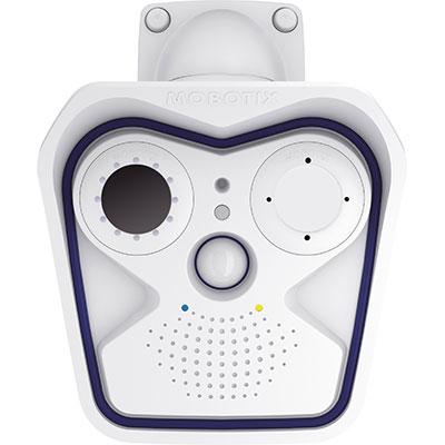 MOBOTIX MX-M15-TR237 weatherproof thermographic PoE camera