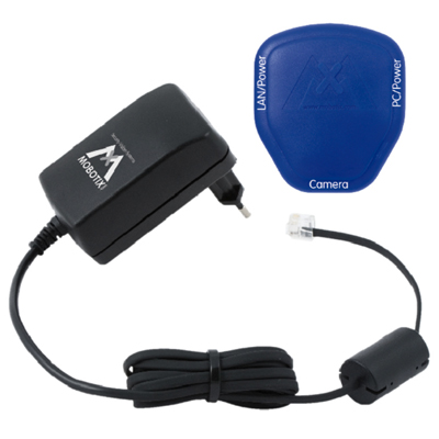 MOBOTIX MX-NPA-PoE-EU-Set Power Adapter