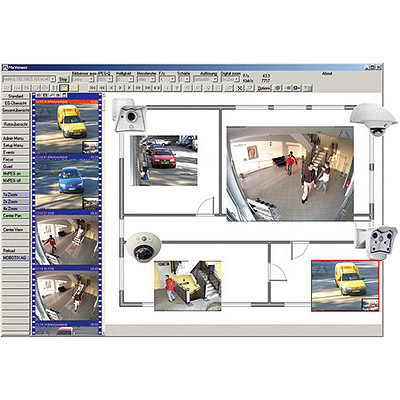 MOBOTIX MxControlCenter CCTV software