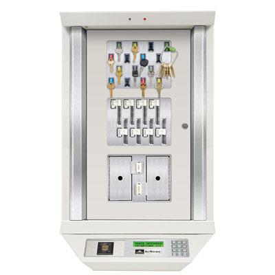 Morse Watchmans Keywatcher 3 Key Module Electronic Cabinet System
