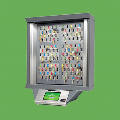 Morse Watchmans KeyBank Touch key control system