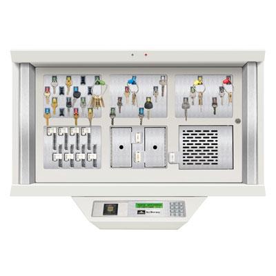 Morse Watchmans KeyWatcher 6 Horizontal Key Module electronic cabinet system