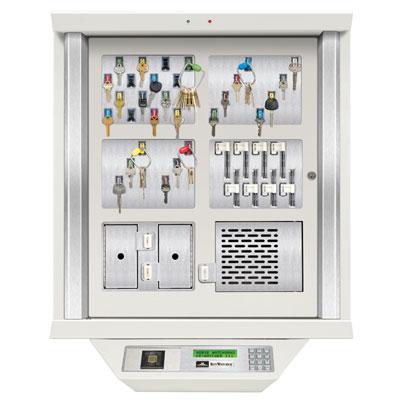 Morse Watchmans KeyWatcher 6 Key Module Electronic Cabinet System