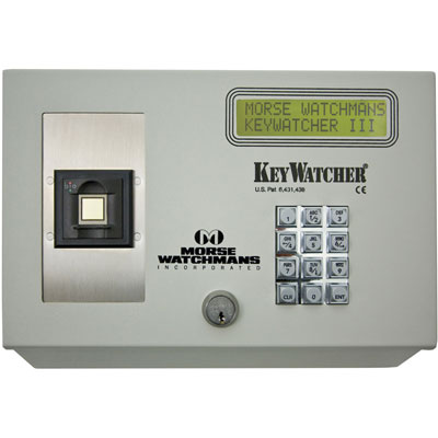 Morse Watchmans KeyWatcher Enrollment Station Available In Wall Mount Or Desktop Versions