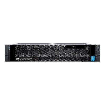 Video Storage Solutions MSHX8R 2U 12-Bay Rackmount Video Recording Appliance