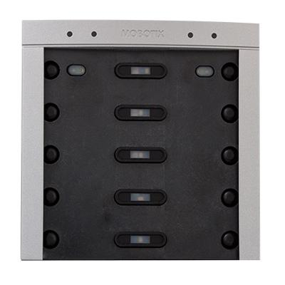MOBOTIX Mx-A-BELLC-s BellRFID Base Module For T26, Silver
