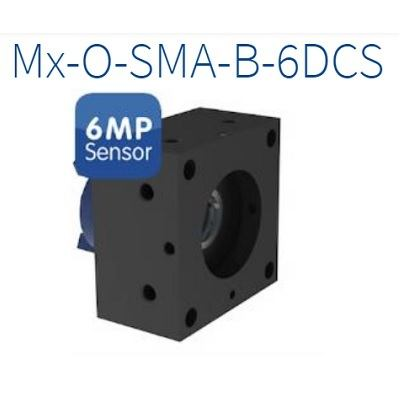MOBOTIX Mx-O-SMA-B-6DCS BlockFlexMount 6MP camera lens