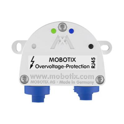 MOBOTIX MX-Overvoltage-Protection-Box-RJ45 Network Connector with Surge Protection, RJ45 Version
