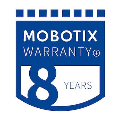 MOBOTIX Mx-WE-DTVS-5 5 Years Warranty Extension For Dual Thermal Systems S16