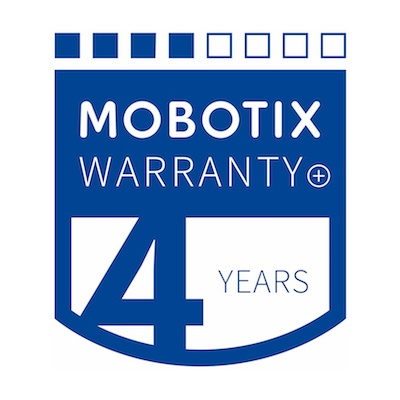 MOBOTIX Mx-WE-OVS-1 1 Year Warranty Extension For Outdoor Video Systems