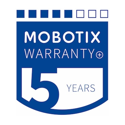 MOBOTIX Mx-WE-STVS-2 2 Years Warranty Extension For Single Thermal Systems M16/S16