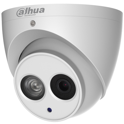 Dahua Technology N44CG53 4MP IR 3.6 mm Fixed Lens ePoE Eyeball