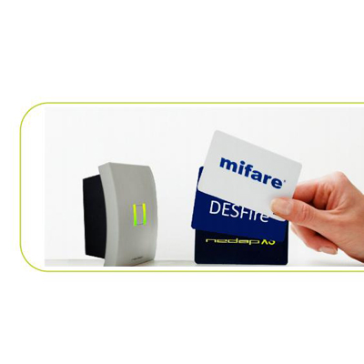 Nedap AEOS Combi Card available with Mifare or DESFire and Legic technology