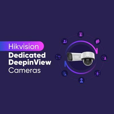 Hikvision iDS-2CD7AC5G0-IZHS(Y)(R) IP surveillance camera