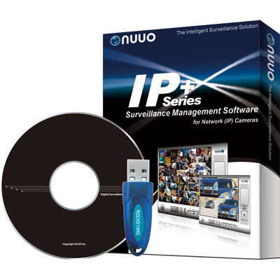 NUUO NUUO Central Management System can manage all NUUO product lines