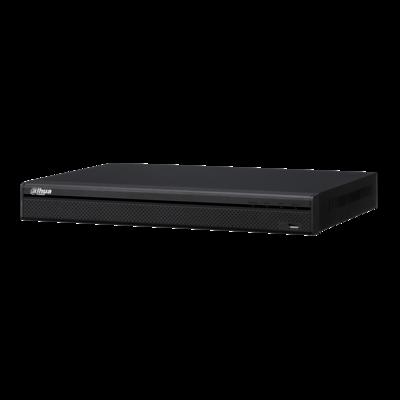 Dahua Technology DHI-NVR4216-16P4KS2 16 Channel 1U 16PoE 4K & H.265 Lite Network Video Recorder