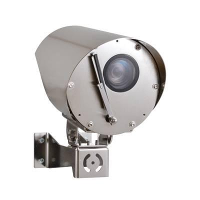Videotec NVX Delux-technology corrosion-resistant camera