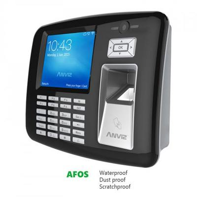 Anviz OA1000 Pro Multimedia Fingerprint & RFID Terminal