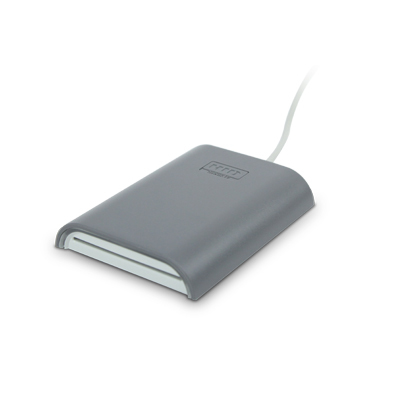 HID OMNIKEY 5422 dual interface contact and contactless smart card reader