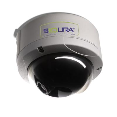 Optelecom-NKF FD12 fixed dome camera with 520 TVL