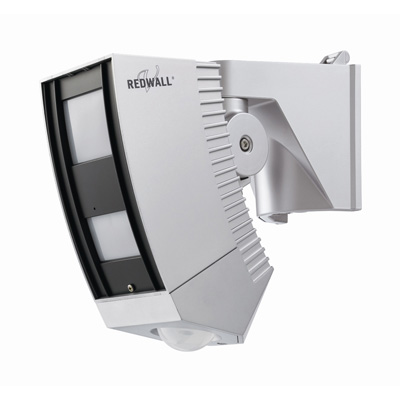 REDWALL SIP-4010/5 PIR detector with +5 x 5 creep zone coverage