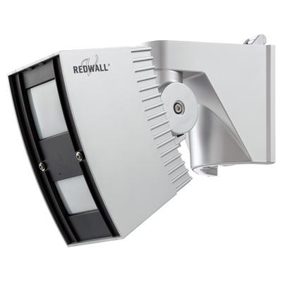REDWALL SIP-404WF PIR detector with 40 x 4 metre coverage