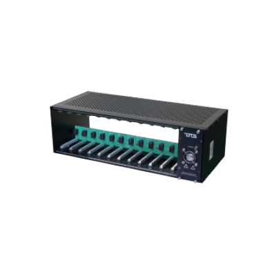 OT Systems ET-C12 12-Slot 19-Inch Rack Mount Chassis