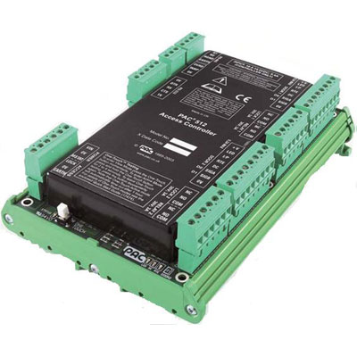 PAC PAC-20055 PAC 512 access controller - DIN mount