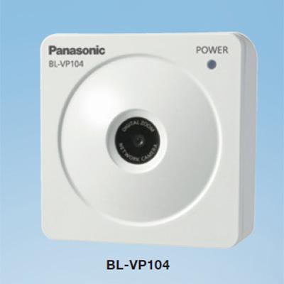 Panasonic BL-VP104U 1 megapixel wireless network camera