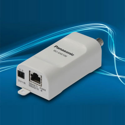 Panasonic WJ-GXE100 1 channel H.264 real-time network video encoder