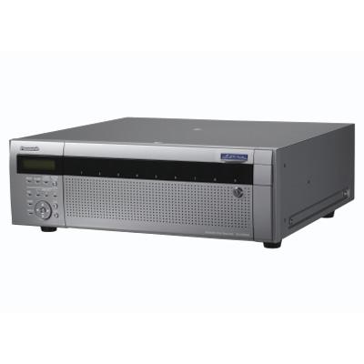 Panasonic WJ-ND400/18TB high performance network disk recorder