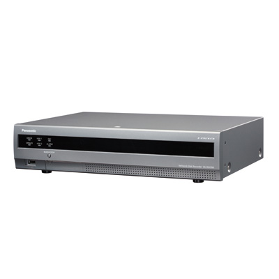 Panasonic WJ-NV200: A smarter, simpler network disk recorder