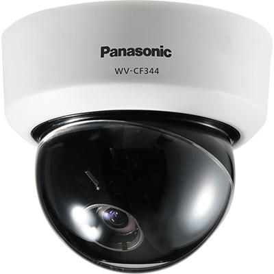 Panasonic WV-CF344E 650 TVL day/night fixed dome camera