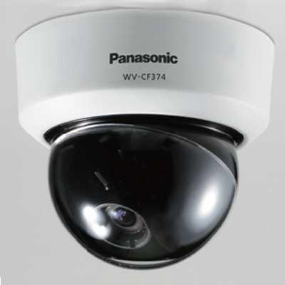 Panasonic WV-CF374 internal day / night fixed dome camera