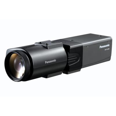 Panasonic WV-CL930 ultra high sensitive day/night CCTV camera with auto back focus