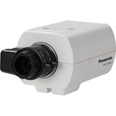 Panasonic WV-CP300/G 650 TVL compact day/night fixed camera