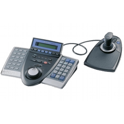 Panasonic WV-CU650 system controller with both recorder and camera control