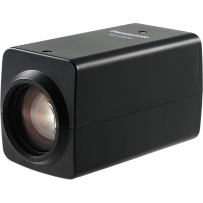 Panasonic WV-CZ392E 650 TV lines day/night surveillance camera