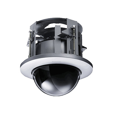 Panasonic WV-Q155C clear dome embedded ceiling bracket