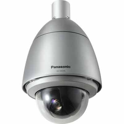 Panasonic WV-SW396 weather resistant HD dome network camera