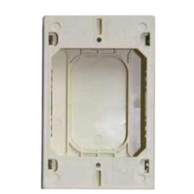 Parabit 100-00067 Surface Mount Back Box For DH-LS-1 Light Monitor