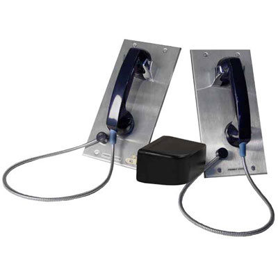 Parabit 900-00008 flush mount inmate phone