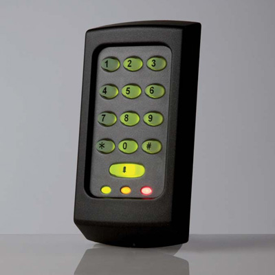Paxton Access 162-739 OEM plastic reader keypad