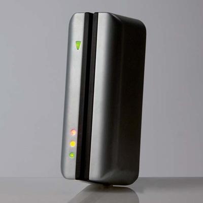 Paxton Access 547-88SC magstripe 1000 compact reader satin chrome
