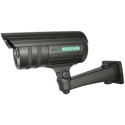 Pecan PCM69L 1/3 540 TVL colour/monochrome bullet camera