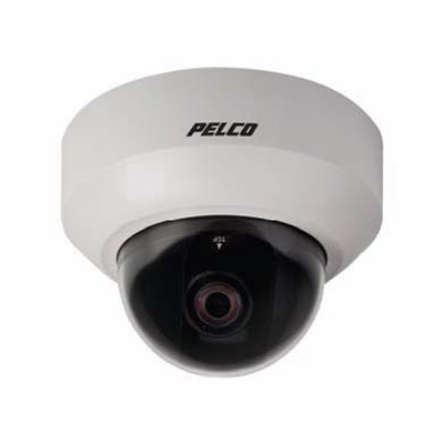 Pelco IS20-DWSV8FX camclosure internal true day / night WDR dome camera